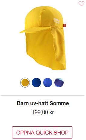 Uv hatt barn